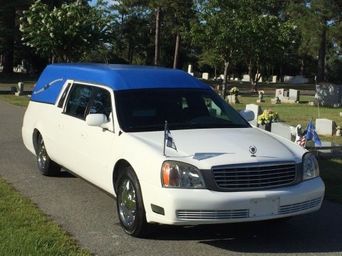 2000 Cadillac Superior Statesman Coach (Hearse) for sale