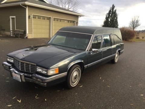 1992 Cadillac Superior Hearse for sale