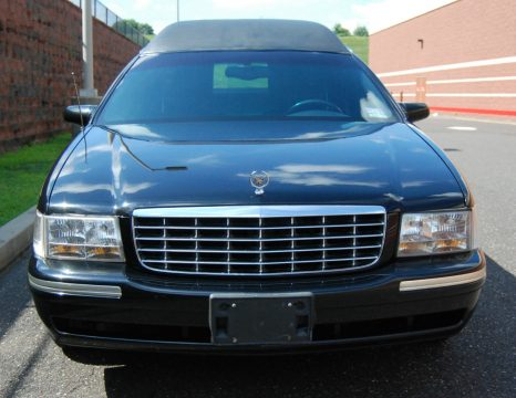 1999 Cadillac Deville Superior Coach for sale