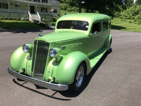 Customized 1936 Packard Henney Hearse for sale