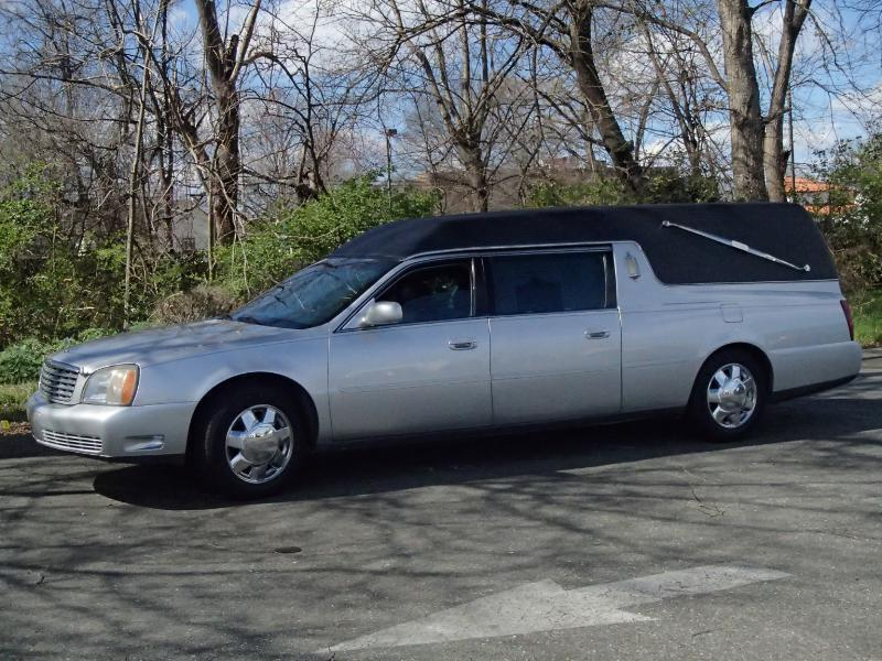 Ready To Go 2004 Cadillac Deville Hearse For Sale