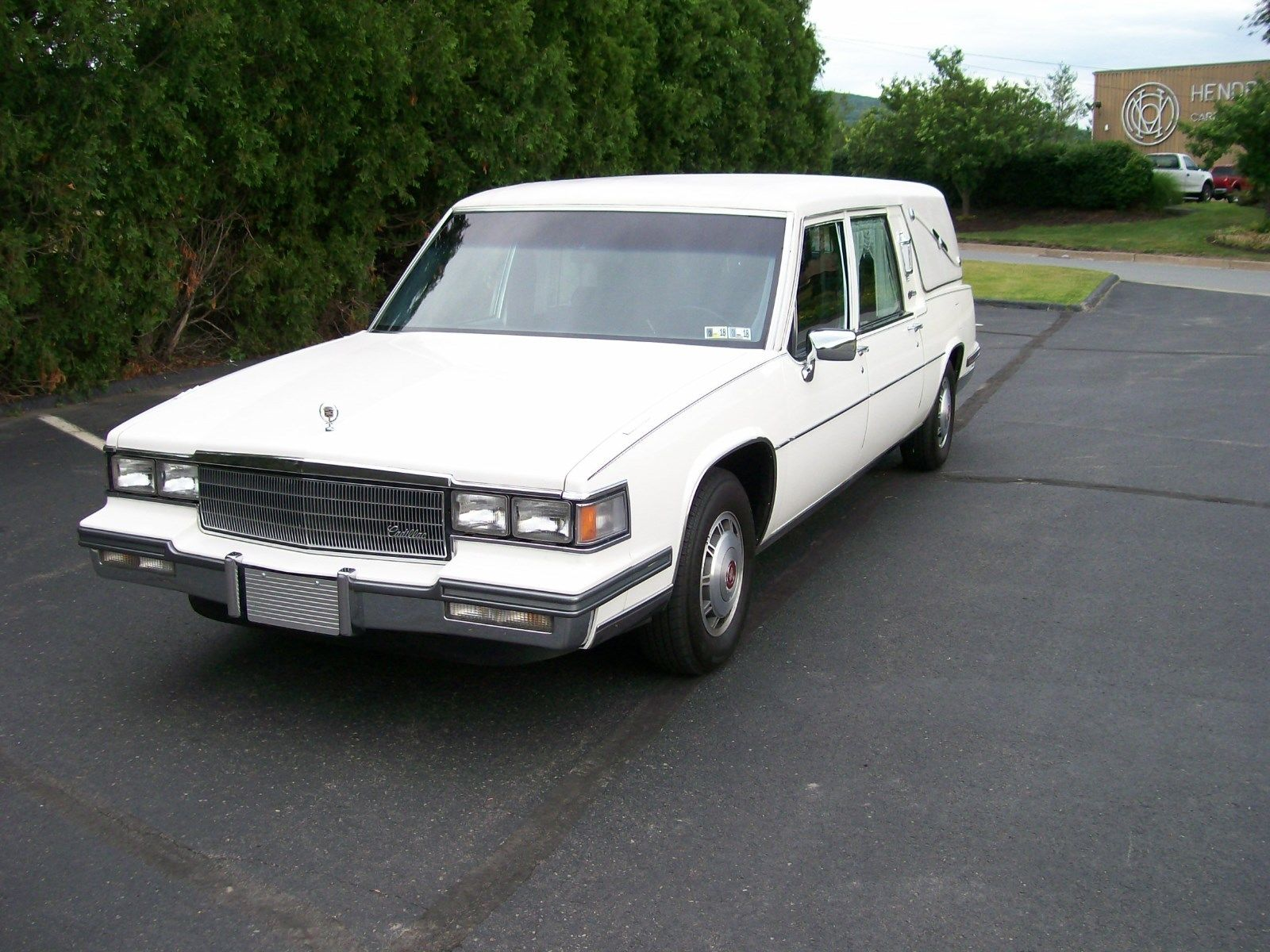 runs great 1986 cadillac fleetwood hearse for sale. Cars Review. Best American Auto & Cars Review