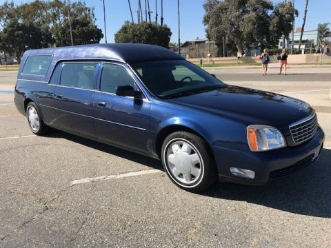 Very rare 2001 Cadillac Cadillac Commercial HEARSE for sale