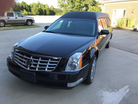 Well maintained 2008 Cadillac Superior hearse for sale