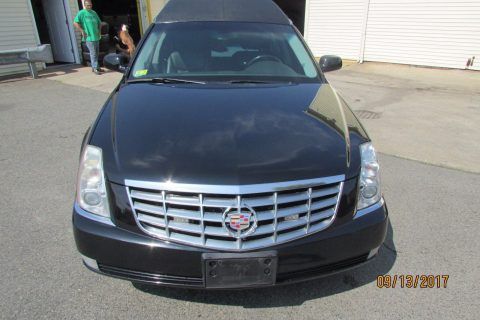 rust free 2008 Cadillac DTS Superior hearse for sale