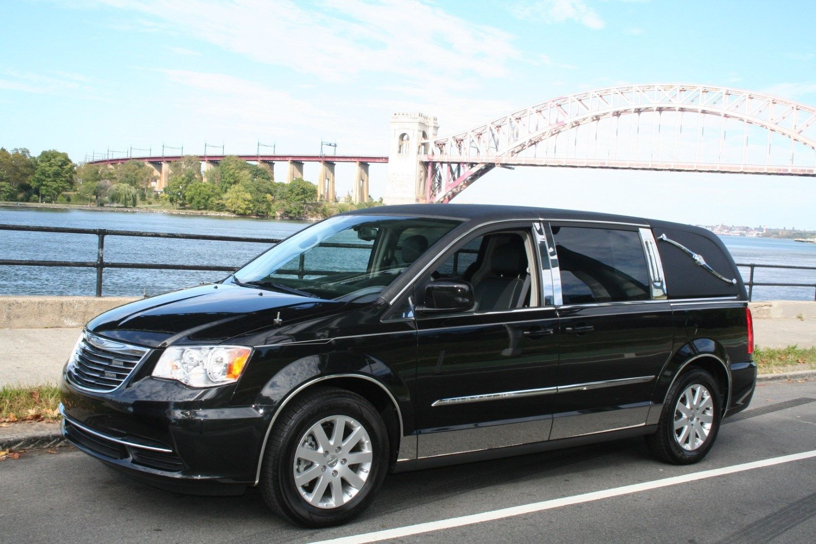 Brand New 2016 Chrysler Hearse For Sale