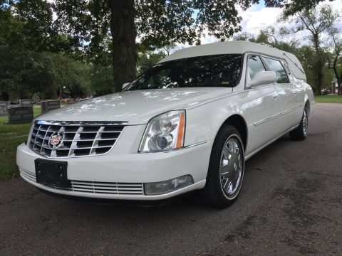 Excellent Condition 2007 Cadillac Eureka Brougham hearse for sale