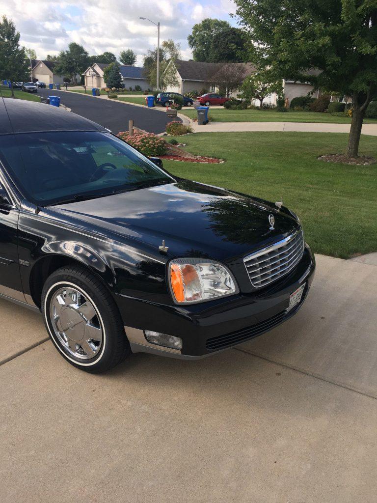 2001 Cadillac Deville Eagle Ultimate hearse