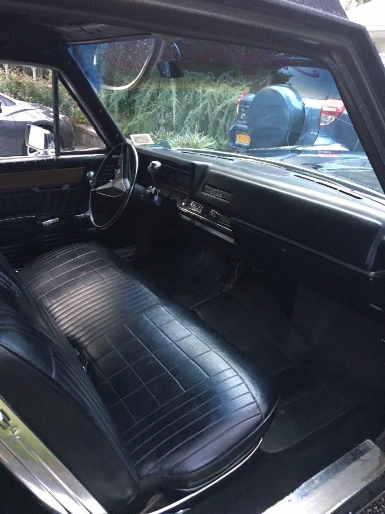 clean 1968 Cadillac M/M Hearse