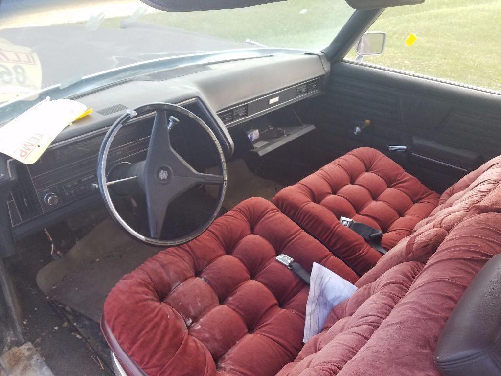 needs work 1970 Cadillac DeVille hearse