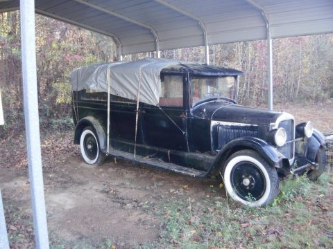 1 of 3 left 1927 Studebaker hearse for sale