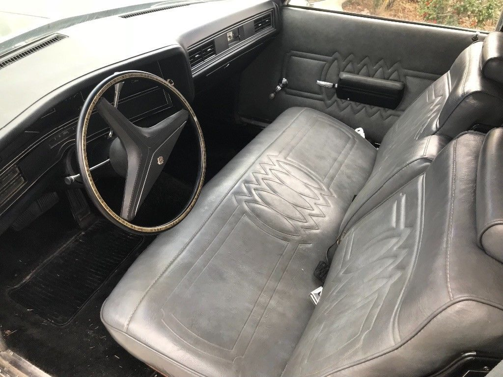 hole in gas tank 1973 Cadillac Fleetwood Superior hearse