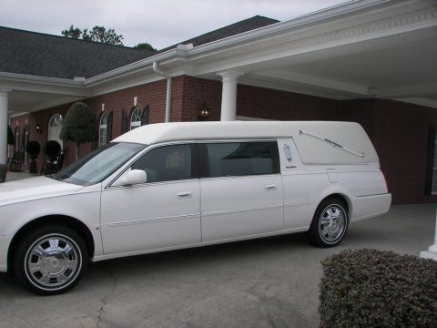 needs nothing 2009 Cadillac S&S hearse for sale