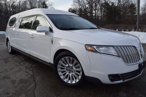 rare 2012 Lincoln MKT AWD Hearse for sale