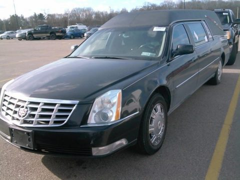 excellent shape 2011 Cadillac DTS Superior Hearse for sale