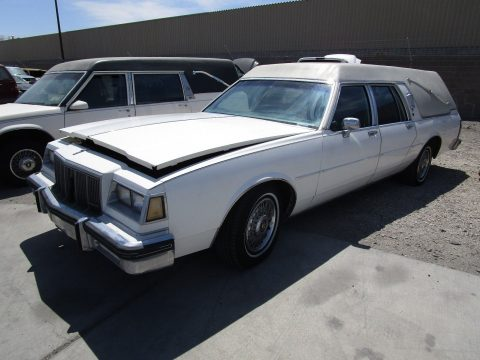 clean 1984 Buick Electra S & S HEARSE for sale