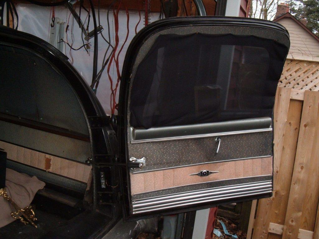 rare 1957 Cadillac Eureka Hearse
