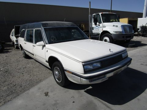 rare 1989 Buick Lesabre Hearse for sale