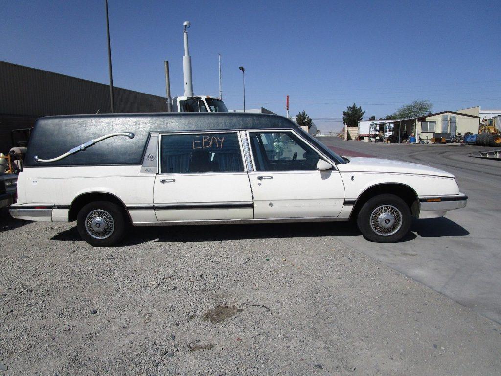 rare 1989 Buick Lesabre Hearse