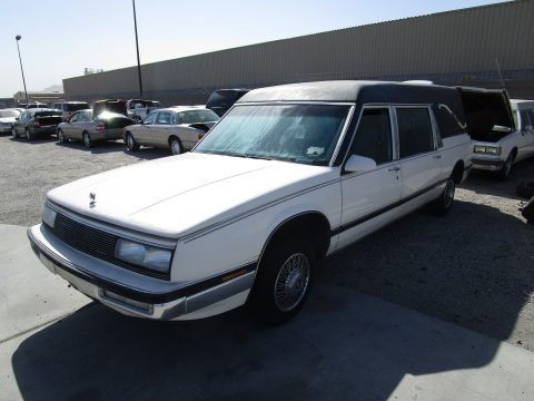 very rare 1989 Buick Lesabre Hearse for sale