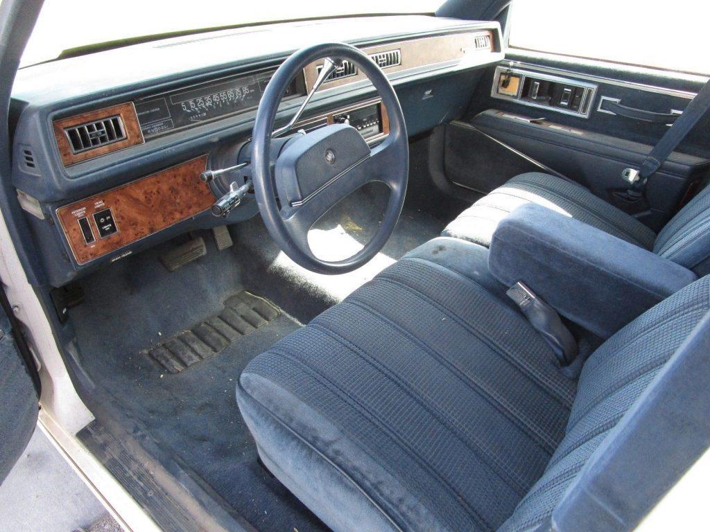 very rare 1989 Buick Lesabre Hearse
