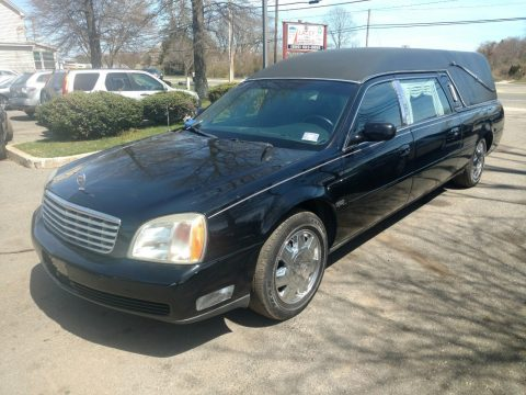well maintained 2000 Cadillac Deville Eagle Hearse for sale