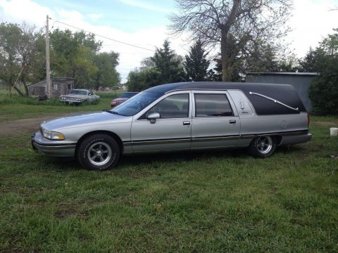 great shape 1992 Buick S&S Conversion Hearse for sale