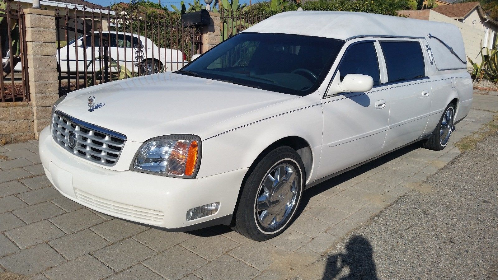 rebuilt engine 2000 Cadillac Hearse for sale