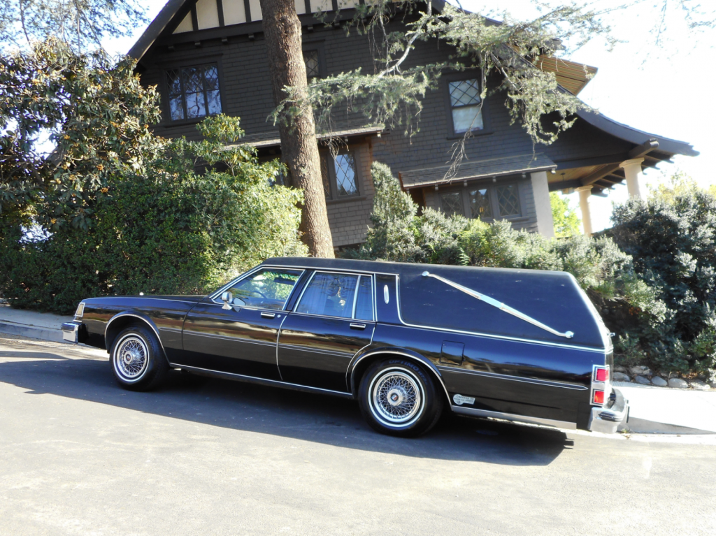 new parts 1985 Buick Estate Wagon Landau Hearse