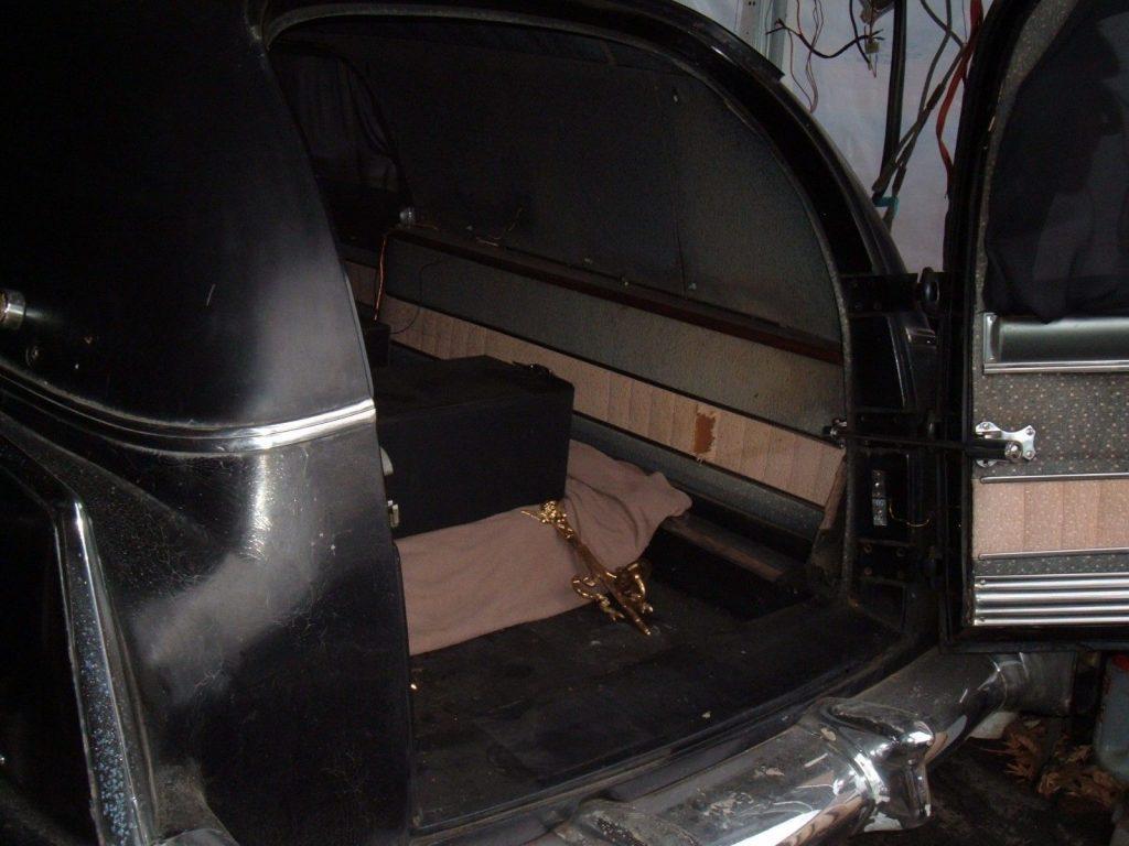 rare 1957 Cadillac eureka hearse for sale