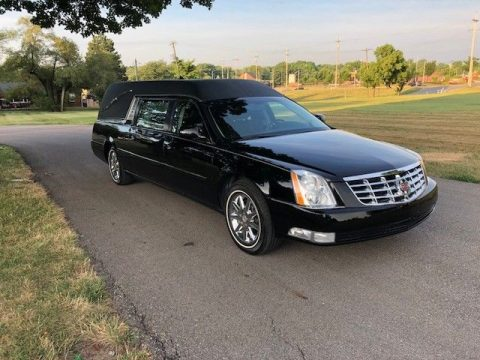 reconditioned 2011 Cadillac Superior Statesman Funeral Coach Hearse for sale