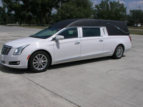 repaired 2015 Cadillac Federal EAGLE hearse for sale