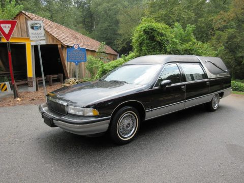 awesome 1992 Buick Roadmaster Hearse for sale