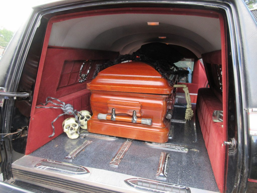 awesome 1992 Buick Roadmaster Hearse