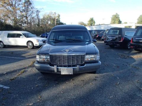 very nice 1996 Cadillac Fleetwood Hearse for sale