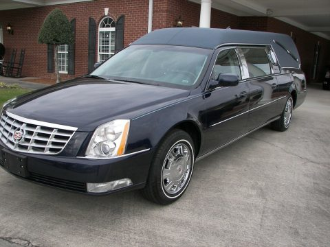 clean 2011 Cadillac hearse for sale
