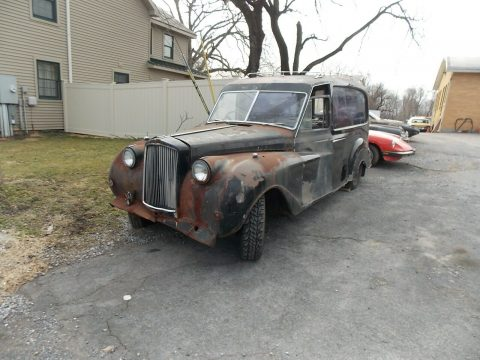 rare 1956 Austin Princess Hearse for sale