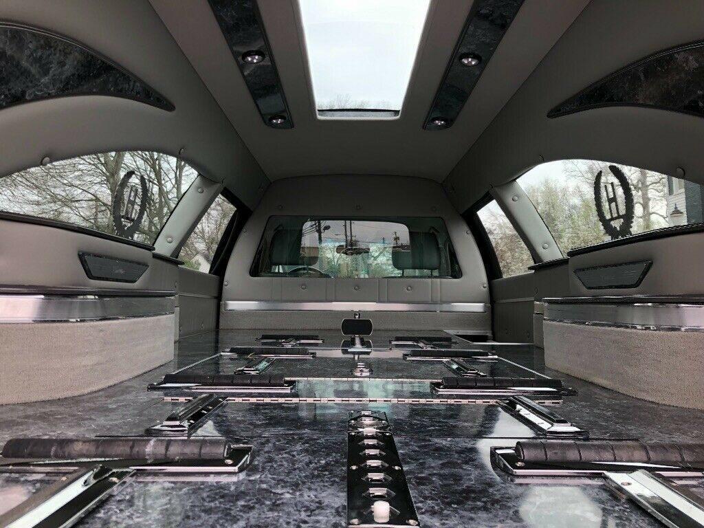 road ready 2009 Cadillac DTS Eagle Echelon hearse
