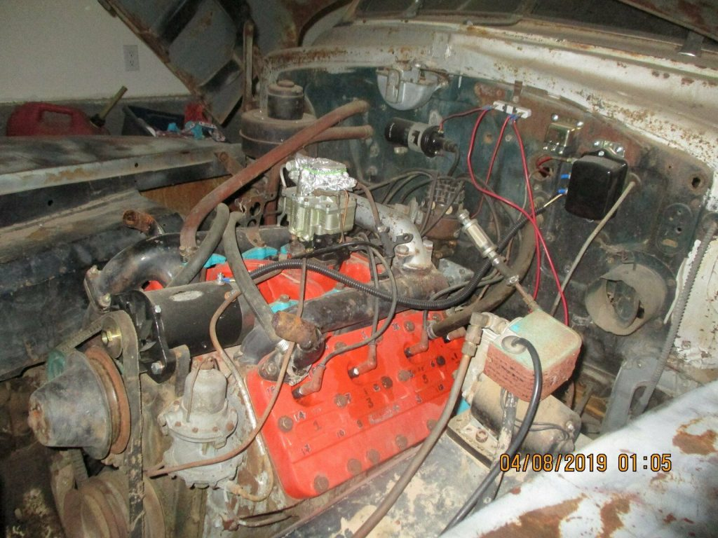rare 1948 Cadillac hearse