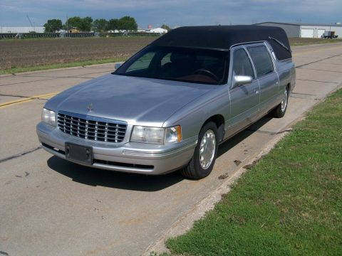 1999 Cadillac DeVille Heargreat shape se for sale