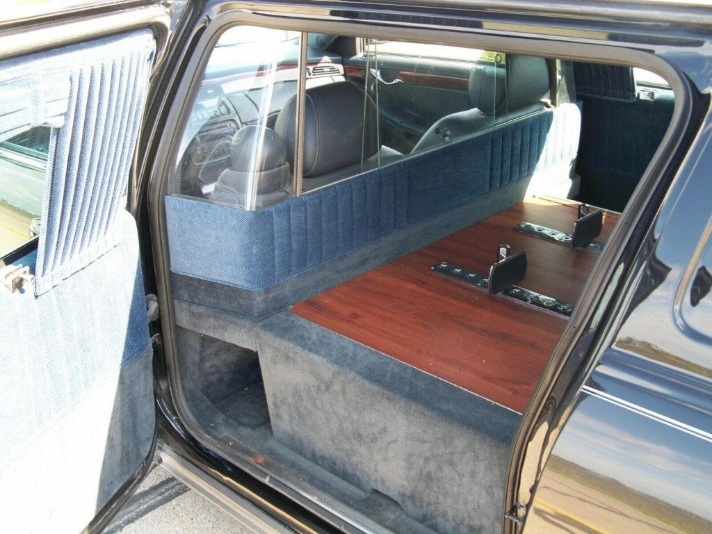 no issues 2004 Cadillac DeVille Hearse