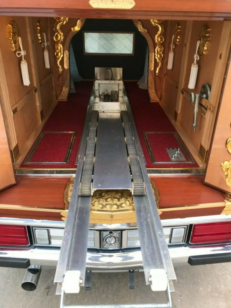 rare 1989 Nissan President Japanese Hearse