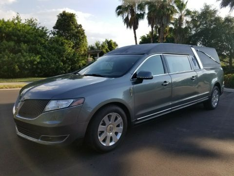 all wheel drive 2013 Lincoln MKT Hearse for sale
