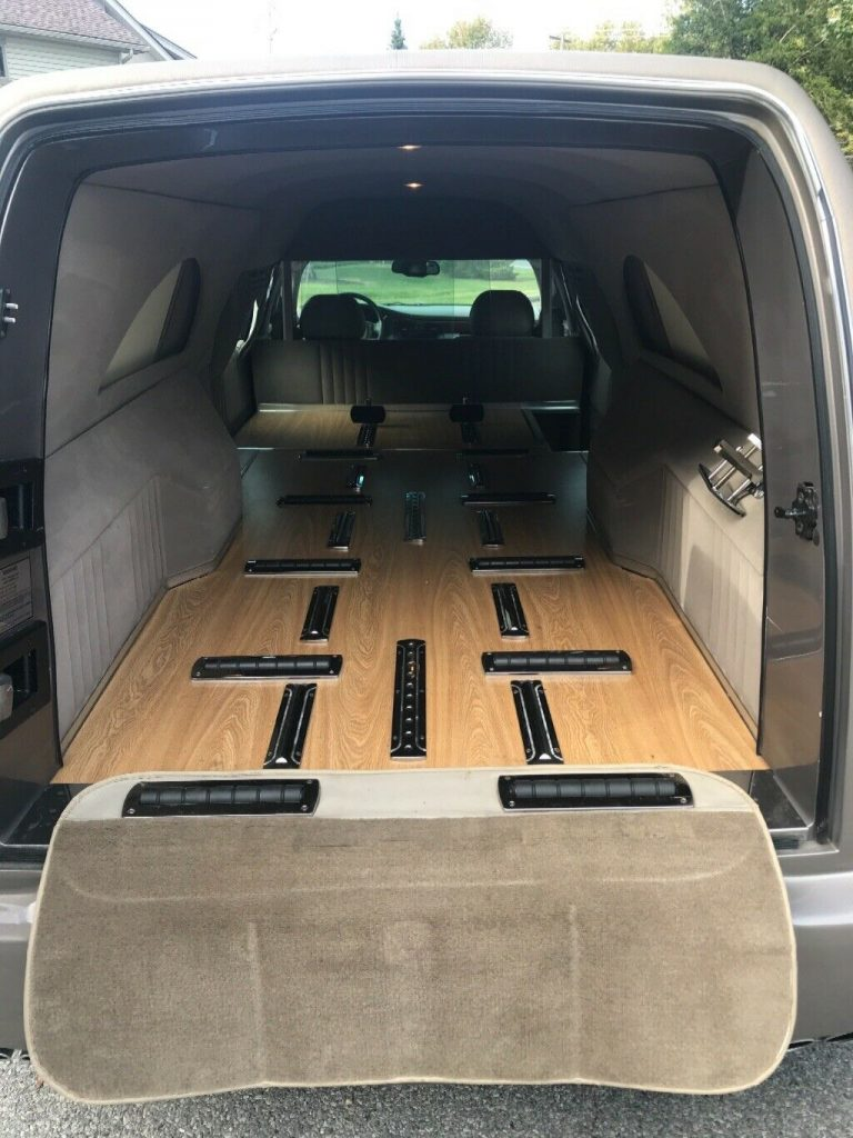 no issues 2001 Cadillac DeVille hearse