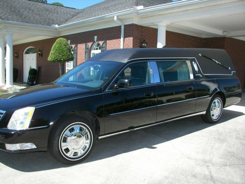 super clean 2011 Cadillac DTS S&S hearse for sale