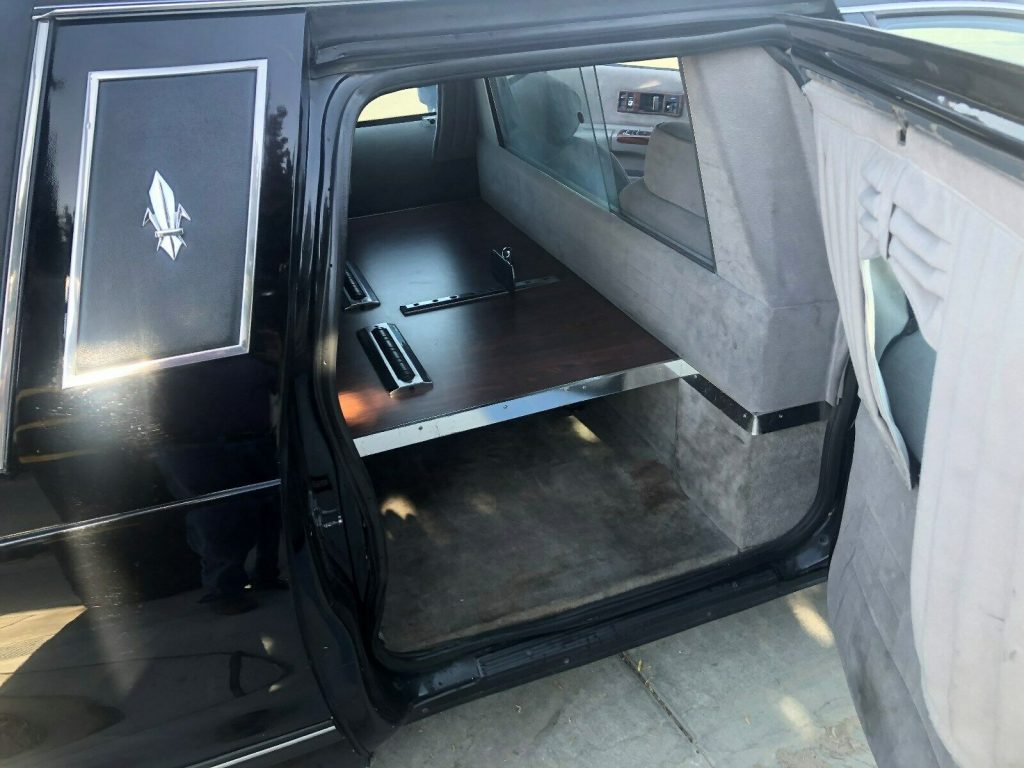 clean 1996 Chevrolet Caprice hearse