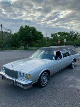 garaged 1988 Buick LeSabre Hearse for sale