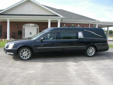 very clean 2011 Cadillac Hearse for sale