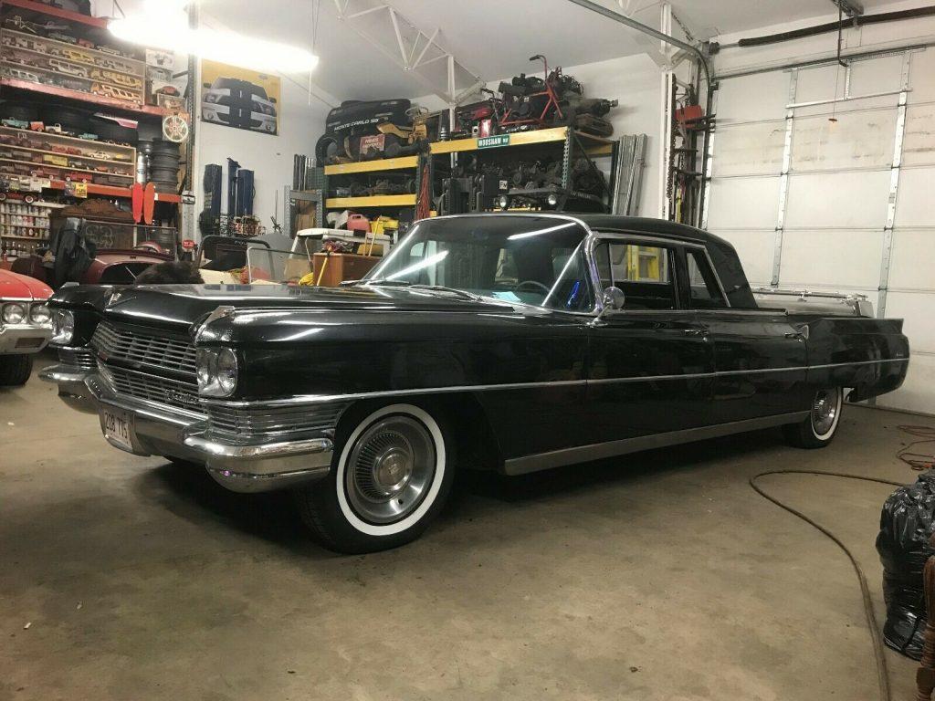 rare 1964 Cadillac Flower CAR hearse