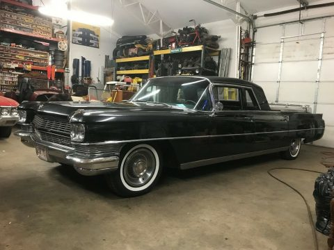 rare 1964 Cadillac Flower CAR hearse for sale